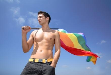 Rainbow Flag The Closet Professor