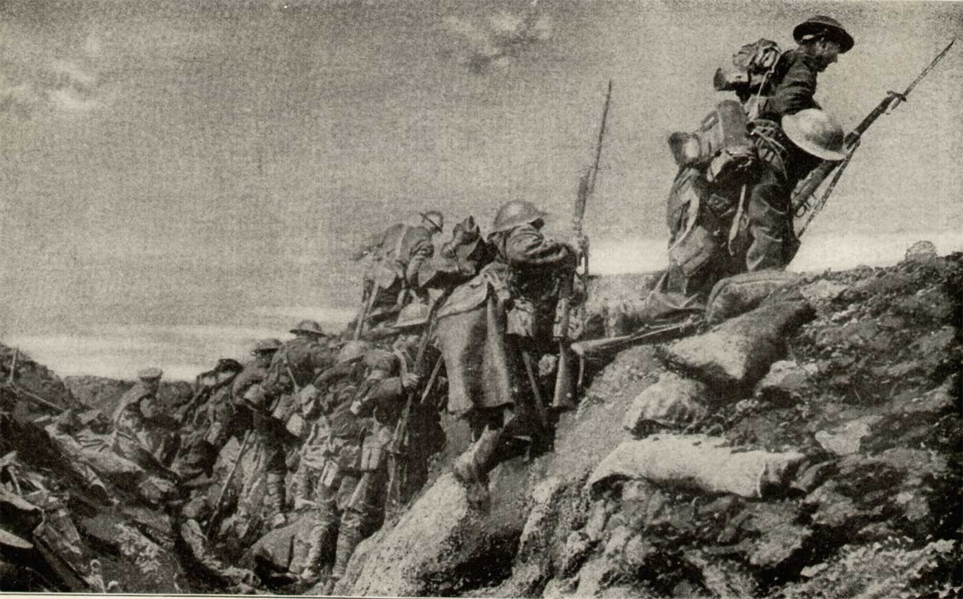 the top 5 causes of world war i thoughtco - HD1400×871