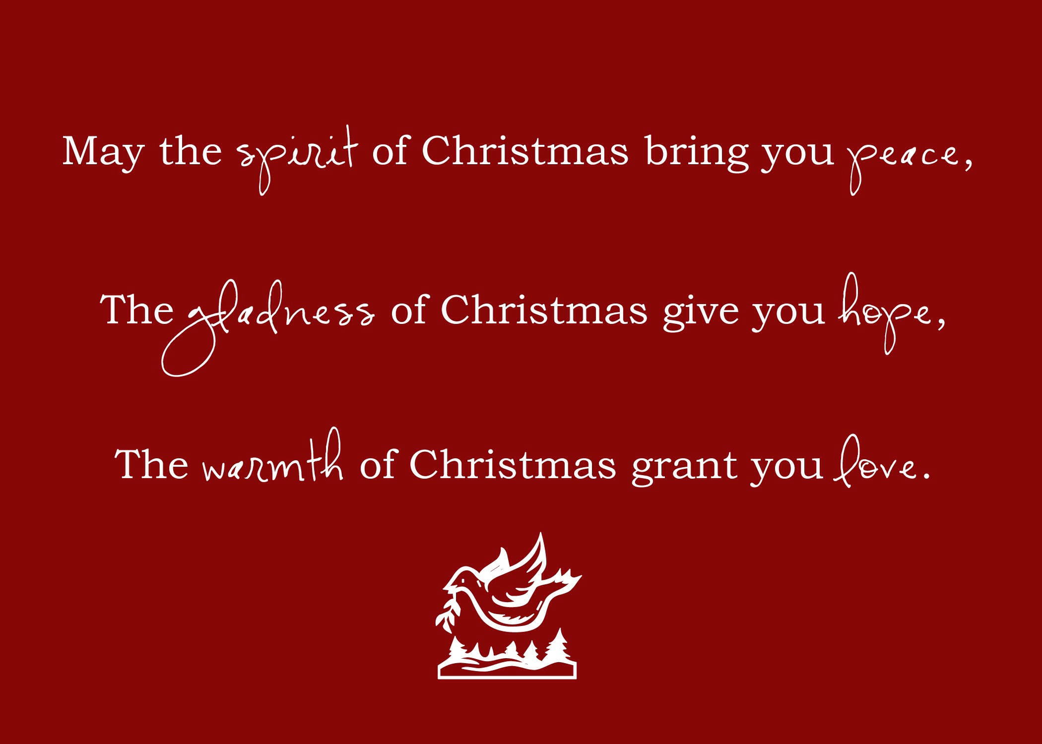 In The Spirit Of Christmas « A Gay Christian Blog