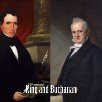 King and Buchanan: America's Gay VP and President?