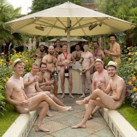 Moment of Zen: World Naked Gardening Day